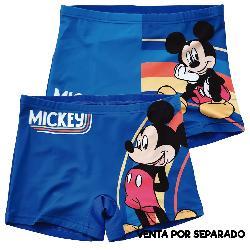 BAÃ'ADOR BOXER MICKEY FACE T2-4-6 SURT