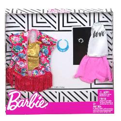 BARBIE FASHIONISTA PACK 2 CONJUNTOS SURT
