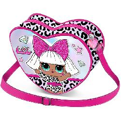 BOLSO LOL CORAZON DIVA