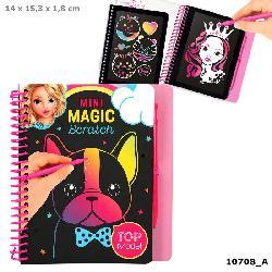 MINI MAGIC SCRATCHBOOK TOP...