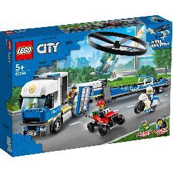 LEGO CITY-CAMION TRANSPORTE...