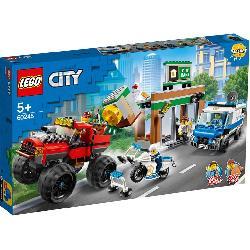 LEGO CITY-ATRACO DEL...