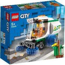 LEGO CITY-BARREDORA URBANA