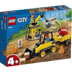 LEGO CITY-BULDOCER DE...
