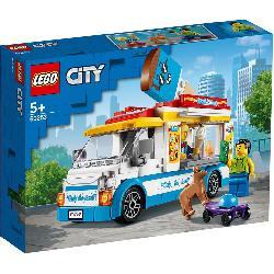 LEGO CITY CAMION DE LOS...