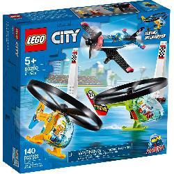 LEGO CITY-CARRERA AEREA