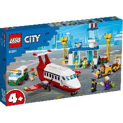 LEGO CITY-AEROPUERTO CENTRAL