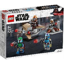 LEGO STARWARS-PACK COMBATE...