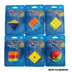LLAVERO PUZZLE BRAIN GAMES