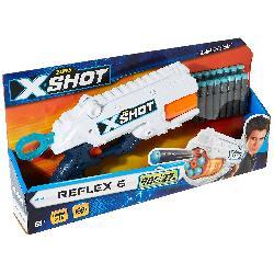 PISTOLA REFLEX 6 X-SHOT...