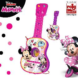 GUITARRA INFANTIL MINNIE