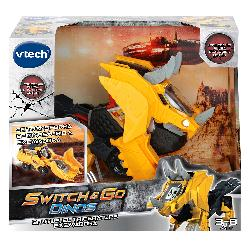 SWITCH AND GO TRICERATOPS...