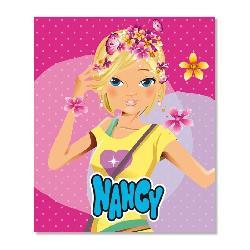 NANCY CUADERNO DE DIBUJO...