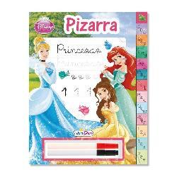 PRINCESAS LIBRO PIZARRA