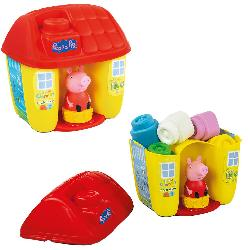 CLEMMY-BABY PEPPA PIG CUBO