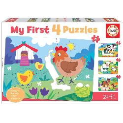 MY FIRST PUZZLE MAMAS Y BEBES