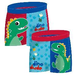 BAÑADOR BOXER DINO T2-4-6 2...