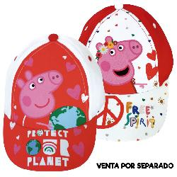 GORRA PEPPA PIG FREE T48-51...