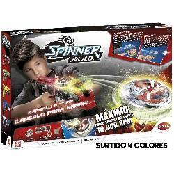 SPINNER MAD-SINGLE SHOT...