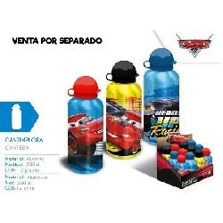 CANTIMPLORA CARS ALUM 500ML...