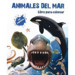 ANIMALES SELVA-MAR PEGA...