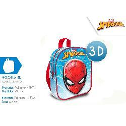 CARTERA 30CM SPIDERMAN 3D...