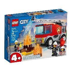 LEGO CITY-CAMION BOMBEROS...