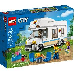 LEGO CITY-AUTOCARAVANA DE...