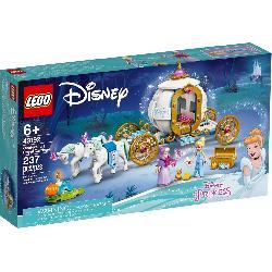 LEGO PRINCESS-CARRUAJE REAL...