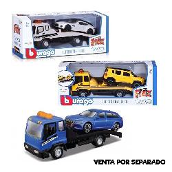 CAMION GRUA FLATBED TOW TRUCK
