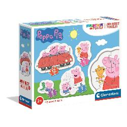 MY FIRST PUZZLES PEPPA PIG