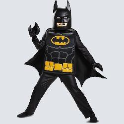 DISFRAZ LEGO BATMAN 4-6 AÑOS
