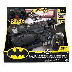 BATMAN-BATMOVIL RC LANZA Y...
