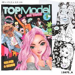 TOP MODEL COLO AND DESIGN BOOK