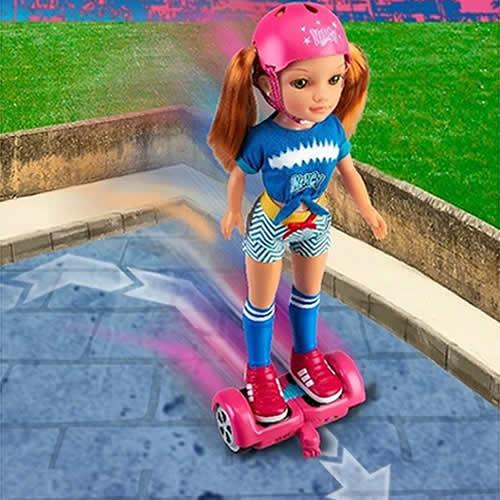 Nancy Hoverboard