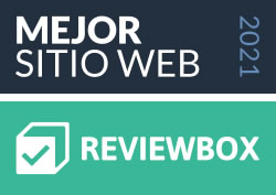 Mejor Web 2021